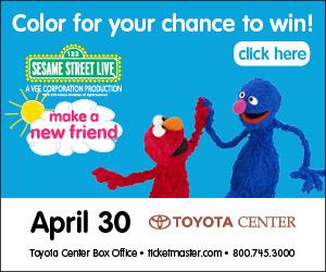 Sesame street Contest image