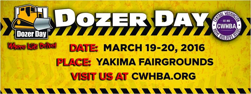 Dozer Day Flyer