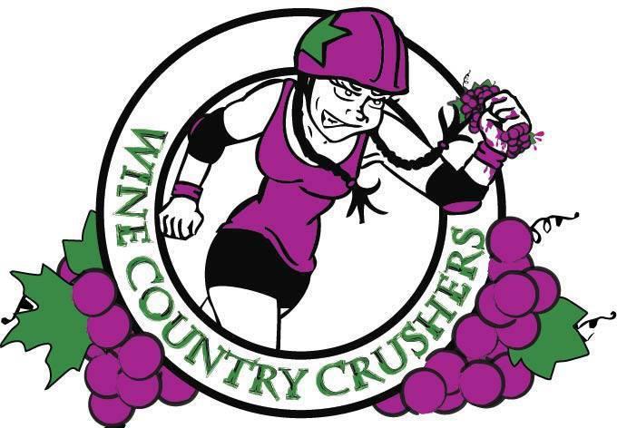 Wine Country Crushers Logo