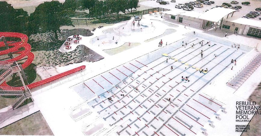 The city expects the pool to open sometime around Memorial Day in 2017.