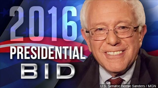 Sanders is the projected winner in Washington