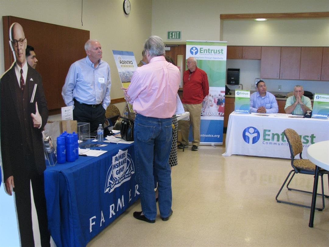 Career Expo at Heritage University (file photo)