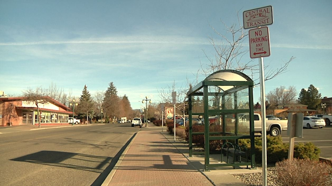 Central Transit Route Stop
