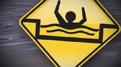 Deputies say the call of a half submerged boat came in around 7 p.m. Saturday and they completed the rescue about three hours after sunset.