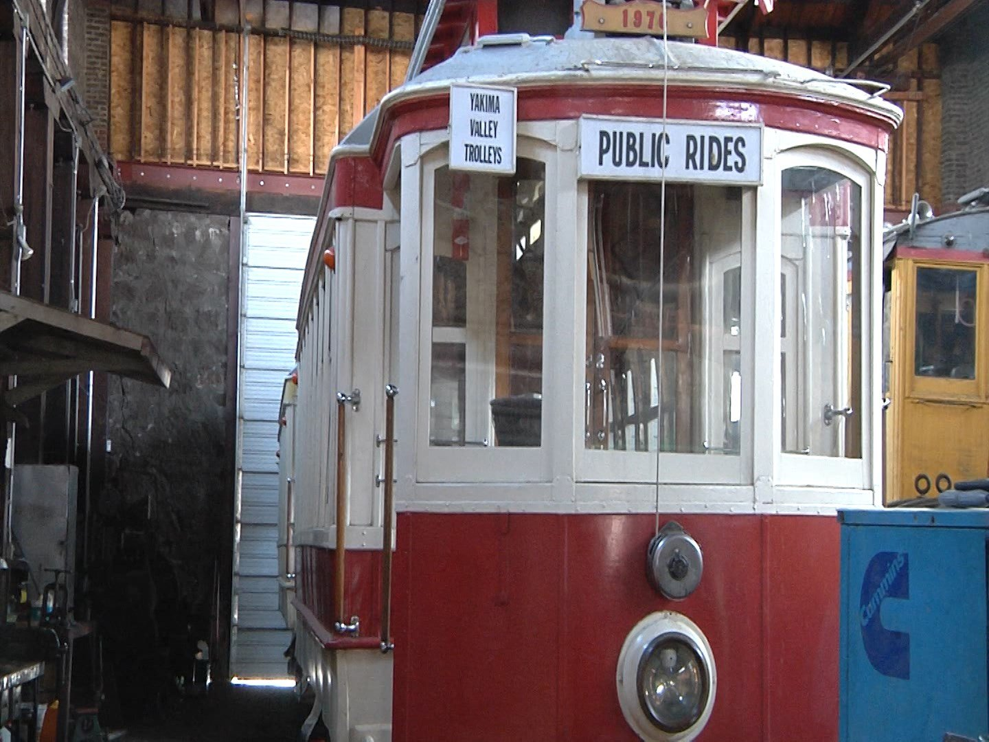 Yakima Valley Trolley (File Photo)
