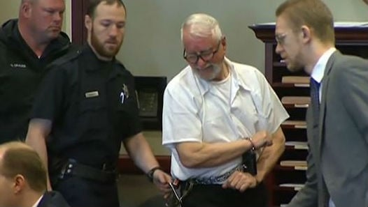 A 76-year-old Washington state man released from prison after a prosecutor concluded he was wrongly convicted in the 1957 killing of a schoolgirl says he intends to sue Illinois. Photo: NBC