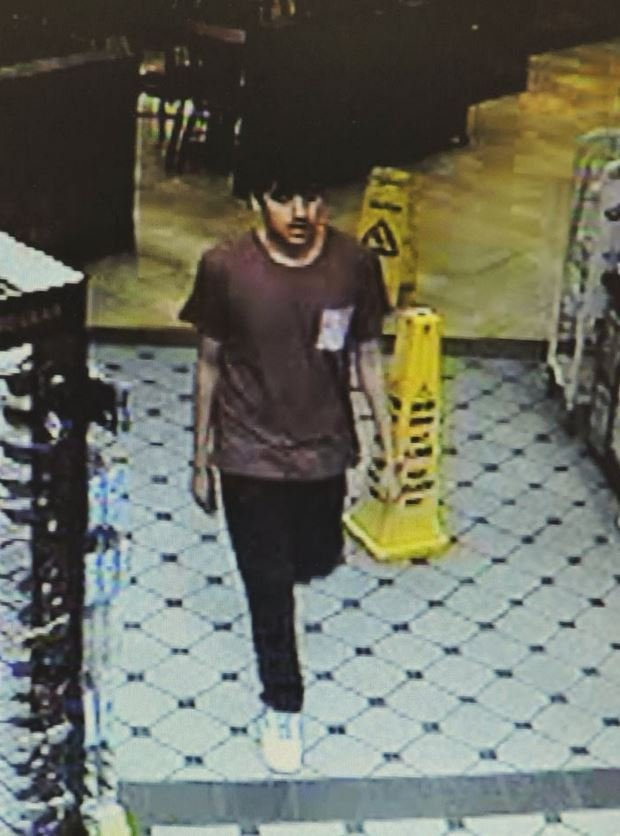 If you recognize him call 509-545-3510.
