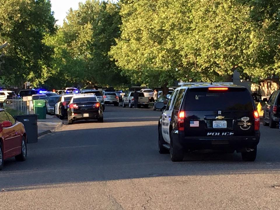 Standoff situation in Kennewick