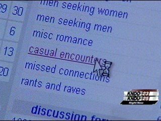Police Monitoring Craigslist for Illegal Activity - NBC Right Now/KNDO ...
