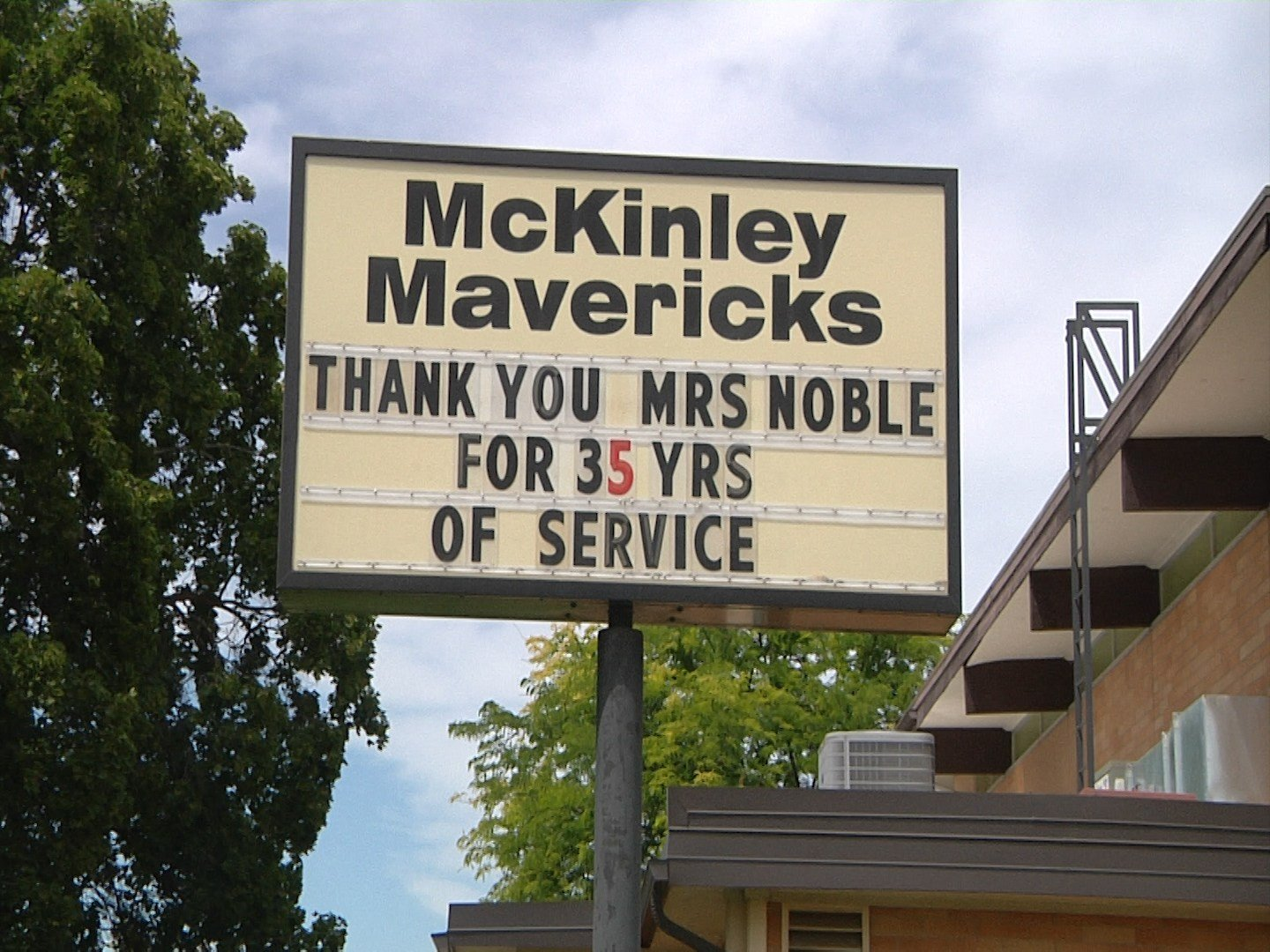 Jill Noble retires after 35 years at McKinley Elementary School