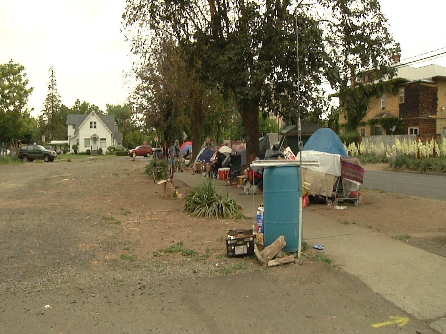 Homeless has dropped 16 percent this year in Yakima.