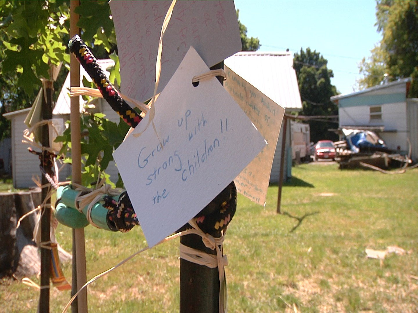 Dozens of people may have to leave Shady Acres in search for a new place to call home.