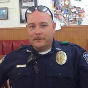Officer Brent Thompson