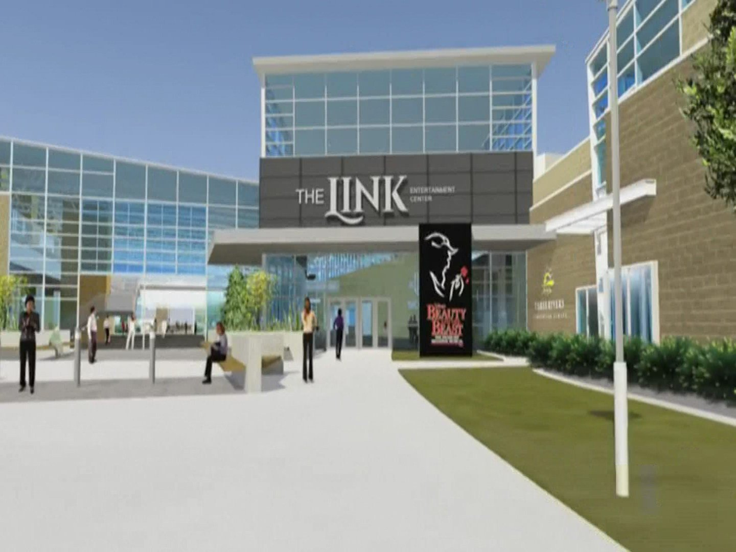 The Link Entertainment Center And Theater Upgrade Heads To