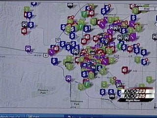 Crime Mapping Web Site Unveiled