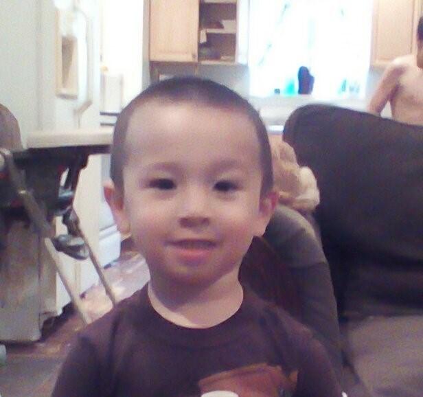 2 year old Dean Gordon found safe