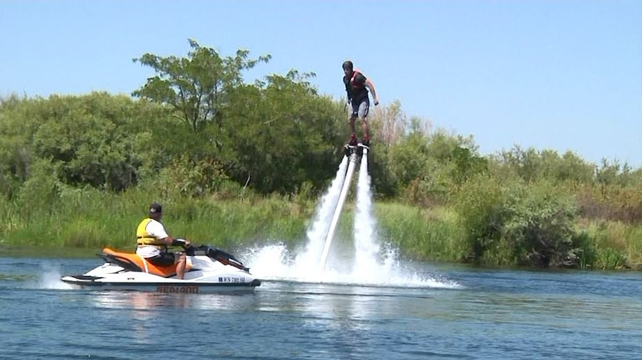 Flyboards now in the Tri-Cities