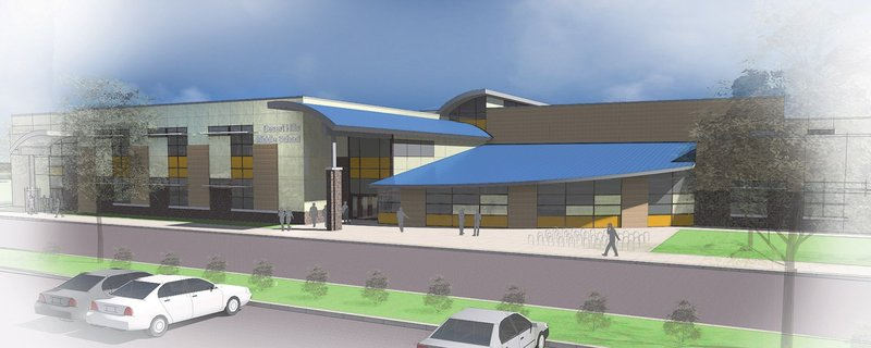 Ribbon Cuttings Set For Sage Crest Elementary School And Desert Abc Fox Montana Local News