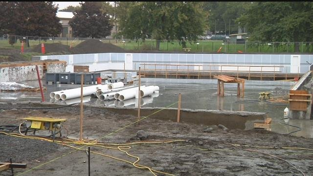 walla walla pool project on track to open by memorial day weeken news sports and weather