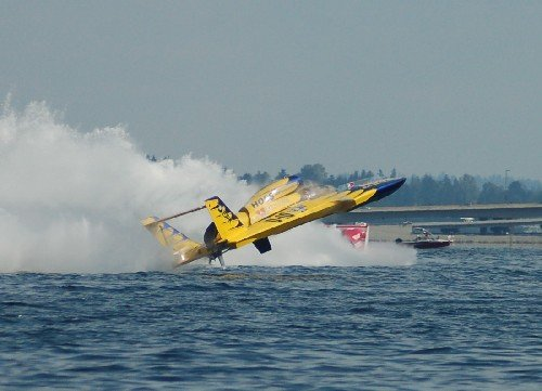 David Bryant in the U-10 gets some air in Seattle 2008
