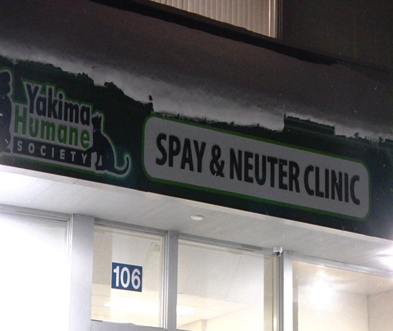 Yakima To Open New Spay And Neuter Clinic Tomorrow