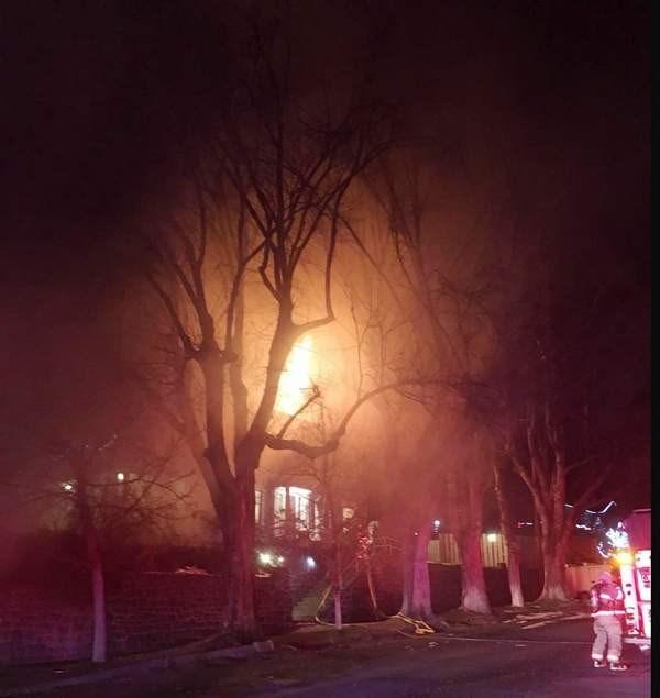 Courtesy: Pendleton Fire Chief Mike Ciraulo