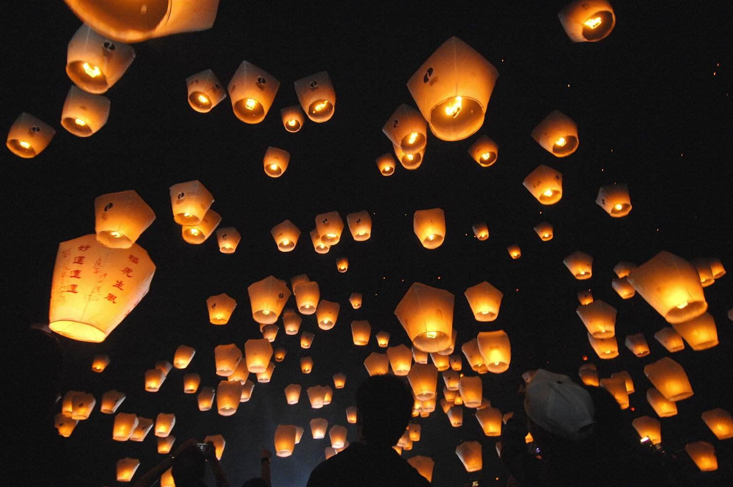 Starting Jan. 1, people caught releasing the lanterns, also known as Chinese lanterns, will face fines of up to $2,000.