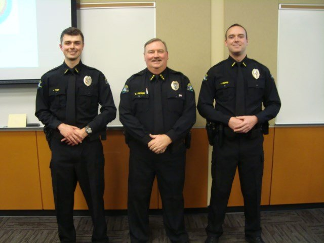 Two New Walla Walla Officers Start Their Careers Nbc