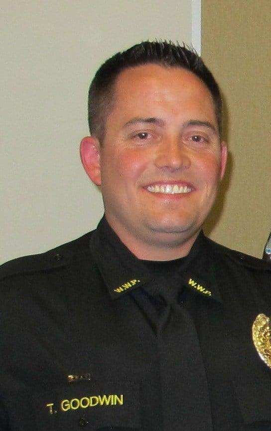 K-9 Officer Travis Goodwin