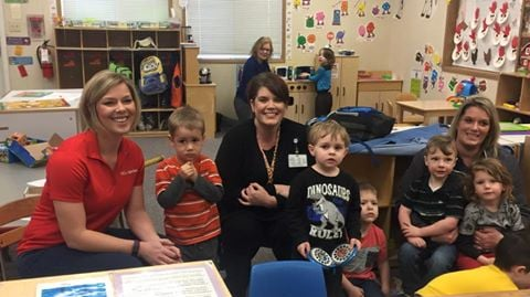preschool spokane wa preschool sue abba wins classroom makeover 787