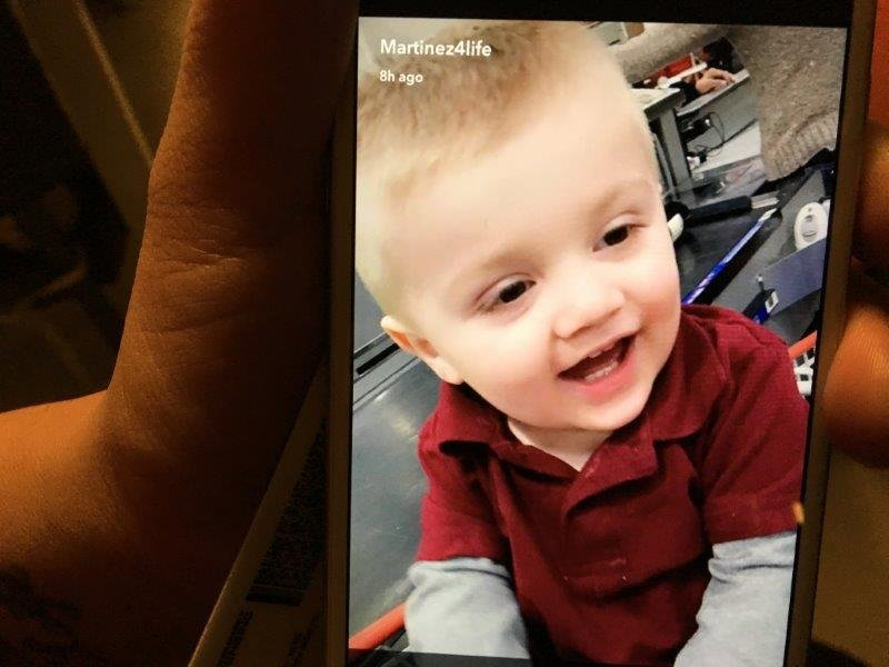 AMBER ALERT CANCELED: 1-year-old boy and both suspects located