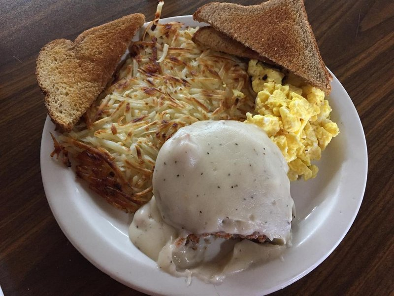 Only in Washington: Smitty\'s Log Cabin Cafe - NBC Right Now/KNDO ...