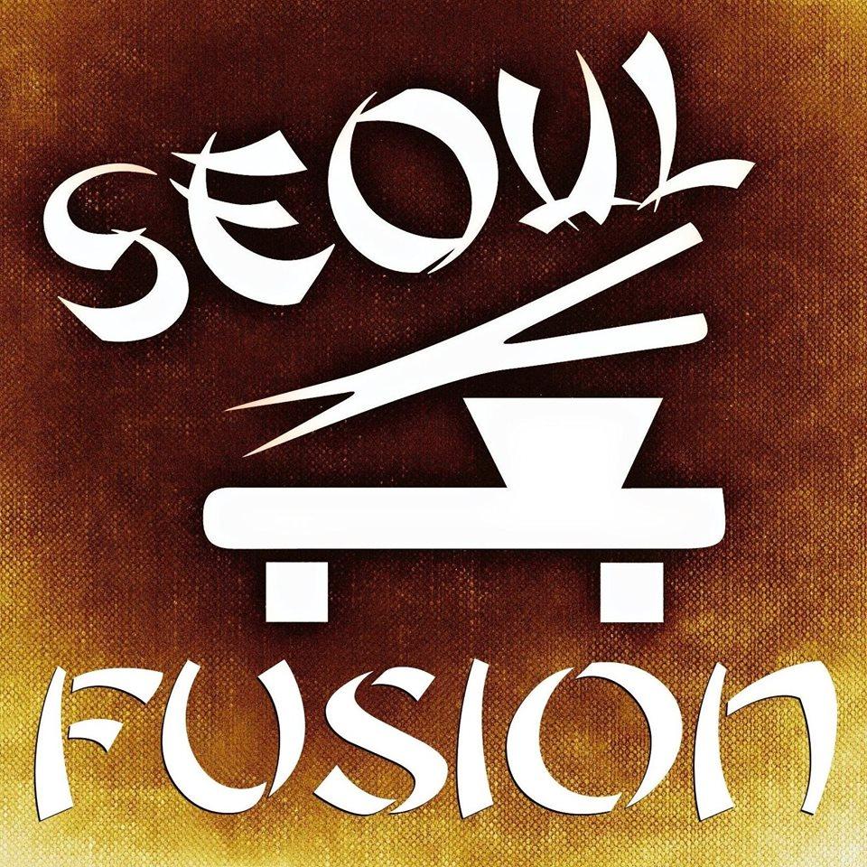 Seoul Fusion Korean Restaurant Logo