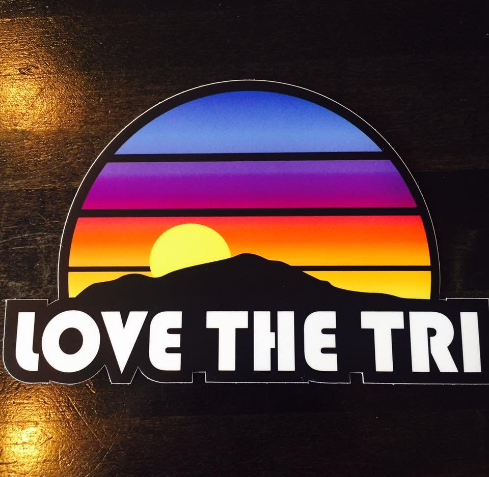 KENNEWICK, WA - Do you ''Love The Tri''? If so, you can now represent wherever you go. There's a new clothing brand in town called Love The Tri and all the ...