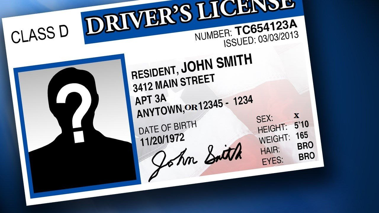 Oregon could soon be first state with no gender option on for Kentucky department of motor vehicles driver s license