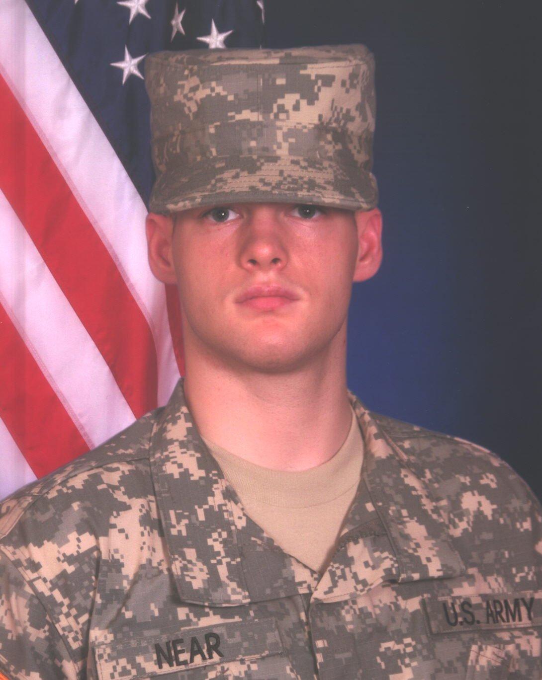 U.S. Army Pfc. Robert J. Near