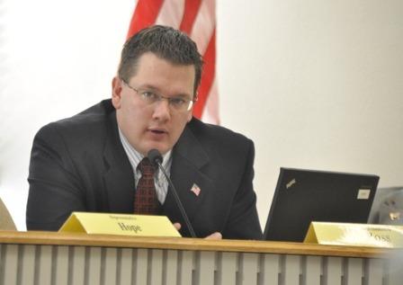 Rep. Charles Ross, R-Naches. Photo courtesy of Washington House of Representative