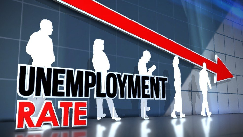 Unemployment rates hit record lows in 3 states