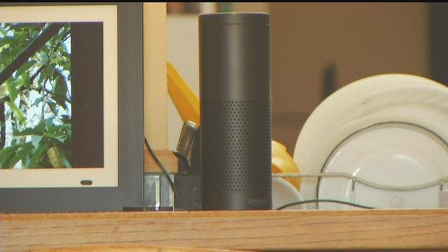 Smart home device calls the police during domestic dispute