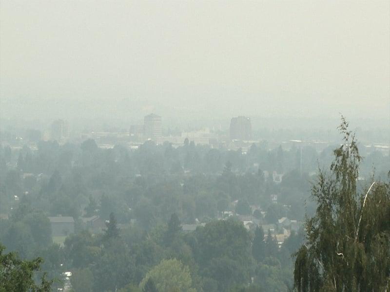 Sunnyside Wa Weather >> How Yakima Regional Clean Air Agency monitors Yakima-area ...