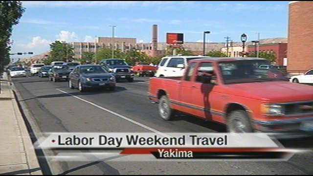 Labor day weekend travel should stay steady in yakima for Labor day weekend trips