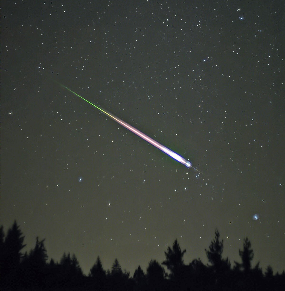 Leonid meteor shower peaks Friday and Saturday
