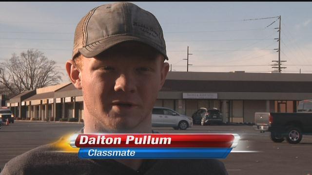 Good Samaritan Dalton Pullum