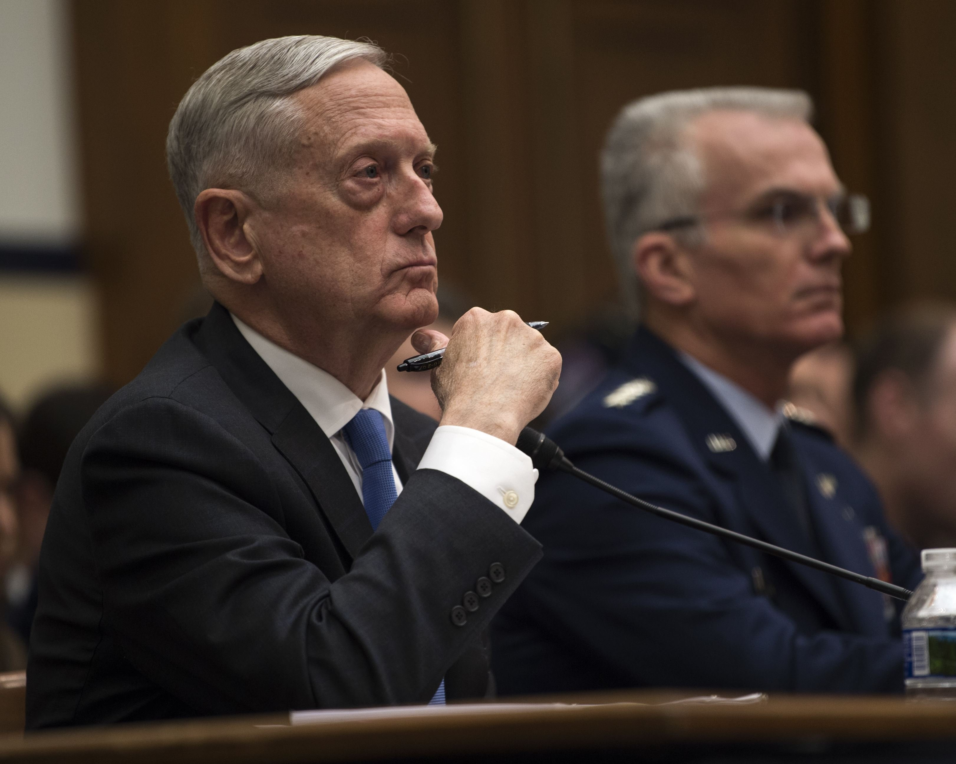 US Needs to Improve Communication with Russia, China - Mattis