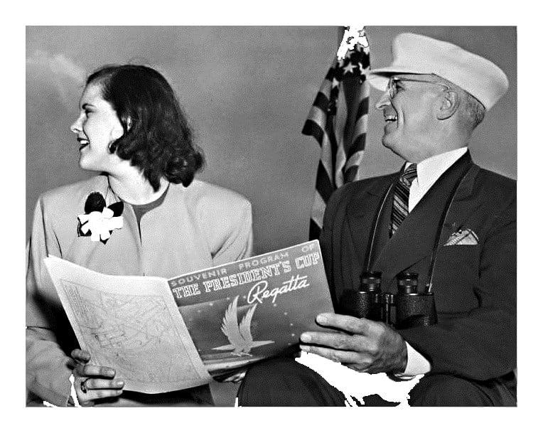 President Truman in 1938