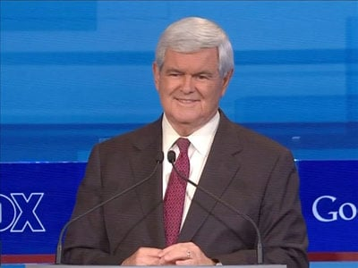 Newt Gingrich is scheduled to speak in Tri-Cities Thursday at 11 a.m.