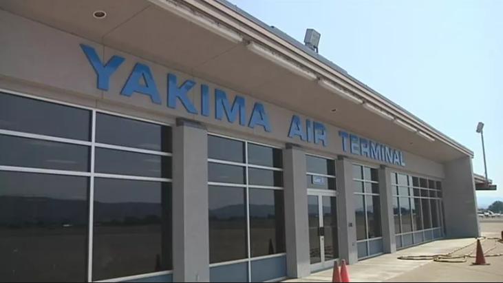 Yakima Airport Receives Federal Award Nbc Right Nowkndokndu Tri