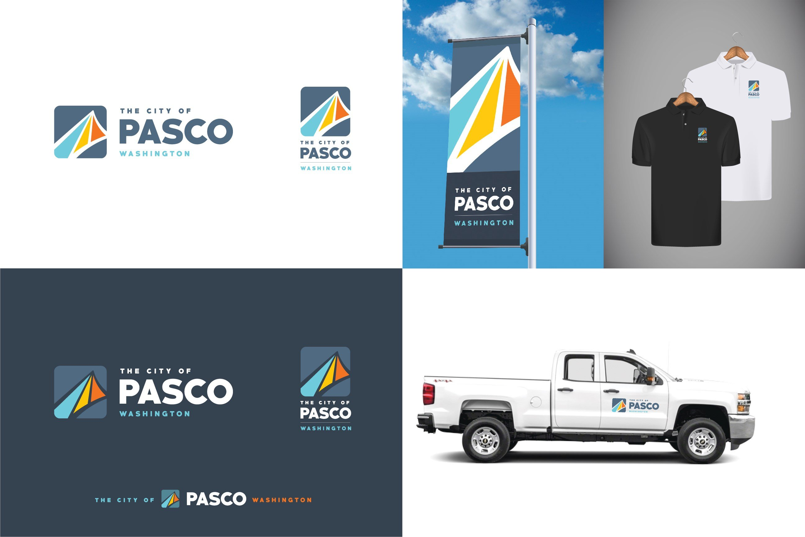 "Pasco logo: ""Bridge"""