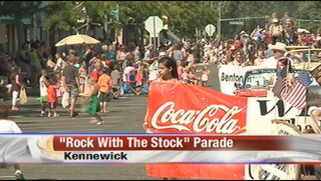 Benton Franklin Fair And Rodeo Parade Nbc Right Now Kndo