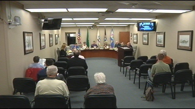 City council still working on guidelines for adult businesses Video included